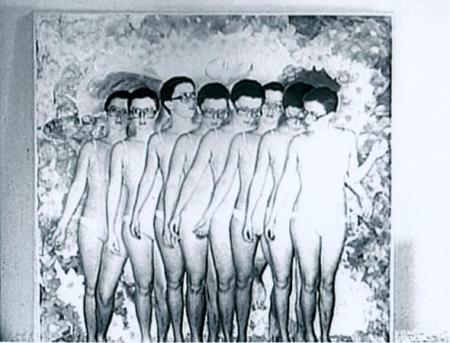 "Cindy Sherman - ""Doll Clothes"", 1975  pelicola 16-mm trasposta su DVD"