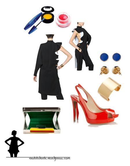 Outfit Carnevale di Mirò