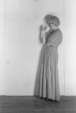 "Cindy Sherman - ""Untitled"" (Murder Mystery People), 1976-2000"