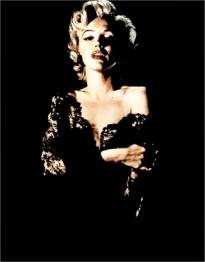 Marilyn ritratta da Ernest Bachrach,1953.