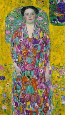 Gustav Klimt - Ritratto di Eugenia Primavesi (1913-1914)