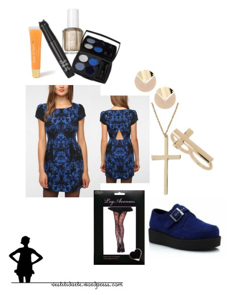 Outfit Vera Croce