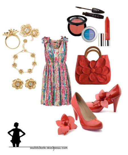 Outfit Klimt