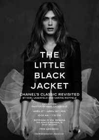 The Little Black Jacket a Milano