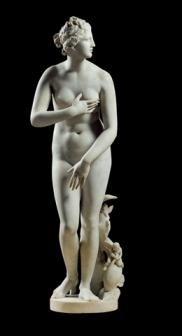 Cleomene - Venere Medici, (I secolo a.C.), Galleria degli Uffizi, Firenze