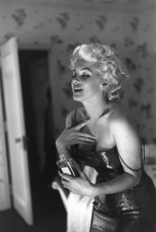 Marilyn Monroe, N°5 Culture Chanel