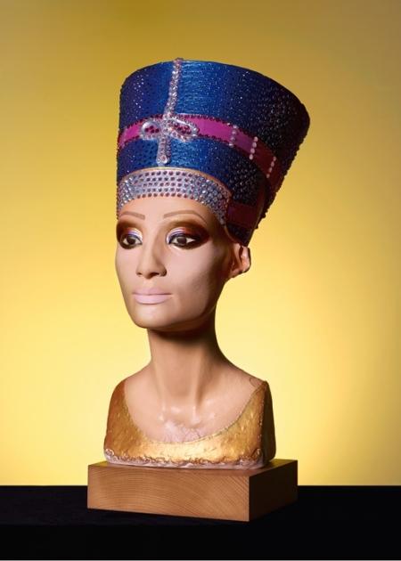 Nefertiti per Michael Latus