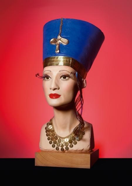 Nefertiti per Alex Rothe