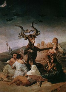 Sabba - Francisco Goya
