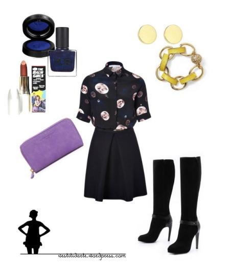 Outfit Kandinskij