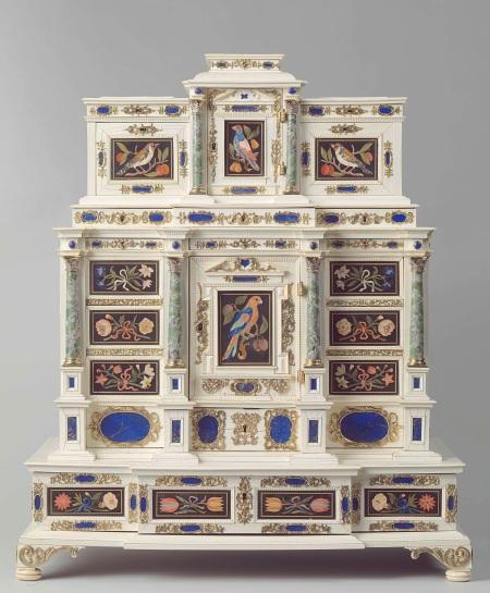 cabinet, 1660-1670